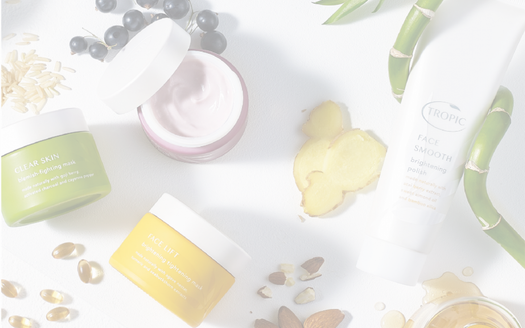 Where do Tropic's exotic ingredients come from?