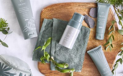 Introducing our Men's Skincare Gift Set – The Groom for Improvement Collection by Tropic Skincare